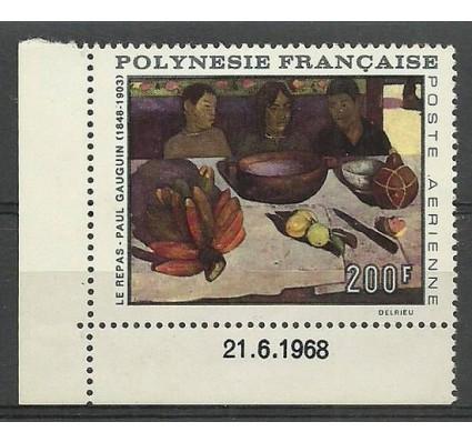 Znaczek Polinezja Francuska 1968 Mi 86 Czyste **
