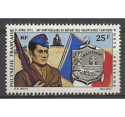 Znaczek Polinezja Francuska 1971 Mi 128 Czyste **