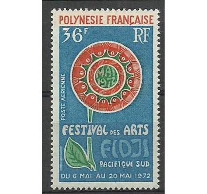 Znaczek Polinezja Francuska 1972 Mi 155 Czyste **