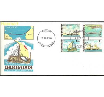 Znaczek Barbados 1979 Mi 456-459 FDC