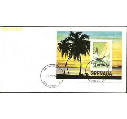 Znaczek Grenada 1975 Mi bl 48 FDC