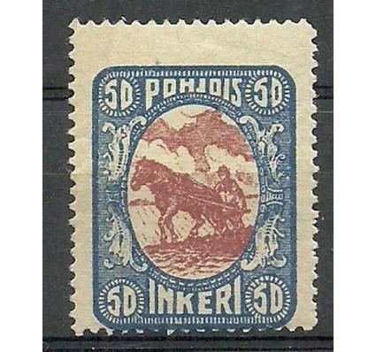 Znaczek Północna Ingria 1920 Mi 10 Z podlepką *
