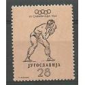 Jugosławia 1952 Mi 701 Czyste **