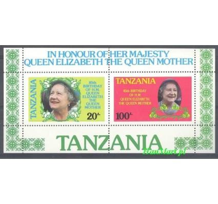 Tanzania 1985 Mi bl 42 Czyste **