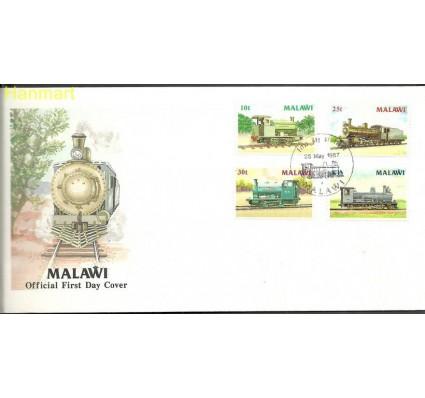 Znaczek Malawi 1987 Mi 481-484 FDC