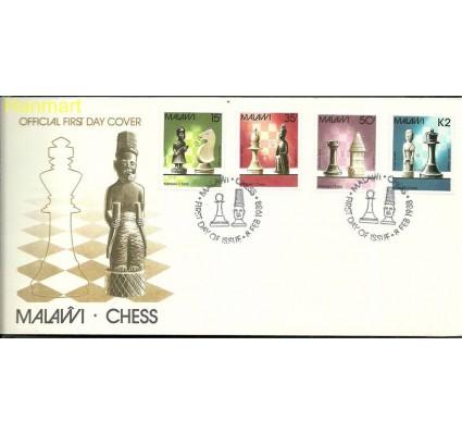 Znaczek Malawi 1988 Mi 493-496 FDC