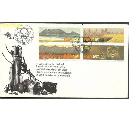 Znaczek Republika Południowej Afryki 1975 Mi 484-487 FDC
