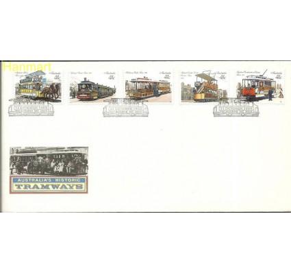 Znaczek Australia 1989 Mi 1172-1176 FDC