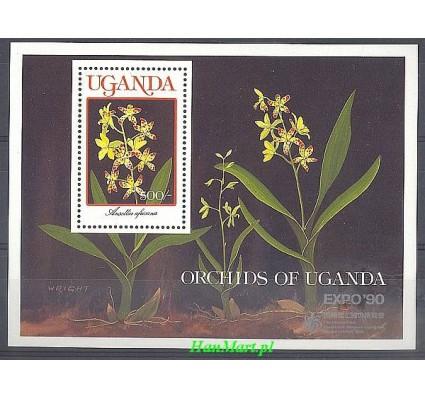 Uganda 1989 Mi bl 105 Czyste **