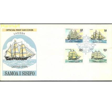 Znaczek Samoa i Sisifo 1979 Mi 403-406 FDC