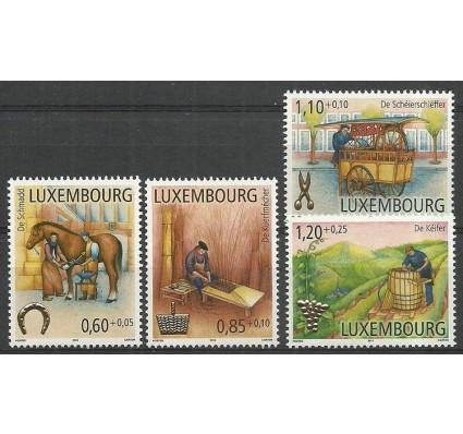 Znaczek Luksemburg 2010 Mi 1889-1892 Czyste **