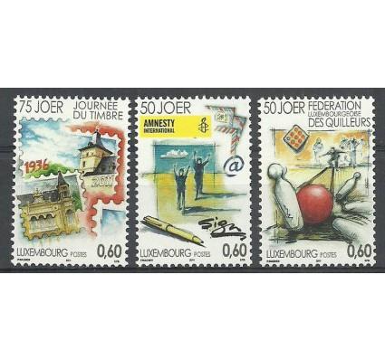 Znaczek Luksemburg 2011 Mi 1900-1902 Czyste **
