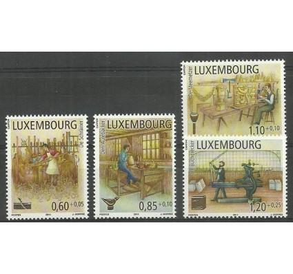 Znaczek Luksemburg 2011 Mi 1919-1922 Czyste **