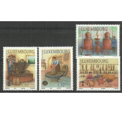 Znaczek Luksemburg 2013 Mi 1992-1995 Czyste **