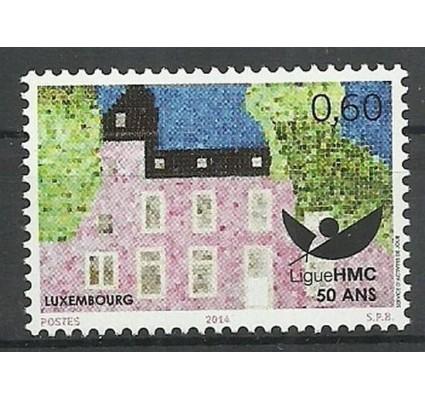 Znaczek Luksemburg 2014 Mi 2000 Czyste **