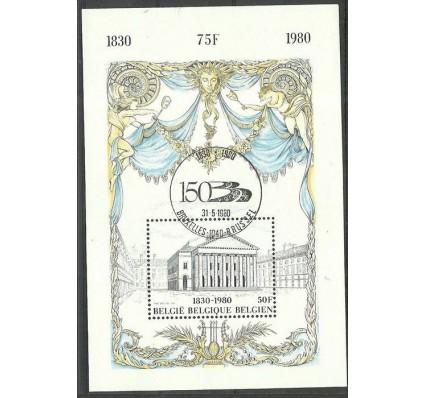 Znaczek Belgia 1980 Mi bl 49 Stemplowane