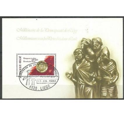 Znaczek Belgia 1980 Mi bl 50 Stemplowane