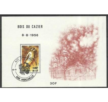 Znaczek Belgia 1981 Mi bl 51 Stemplowane