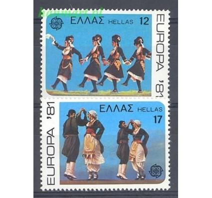 Grecja 1981 Mi 1445-1446 Czyste **