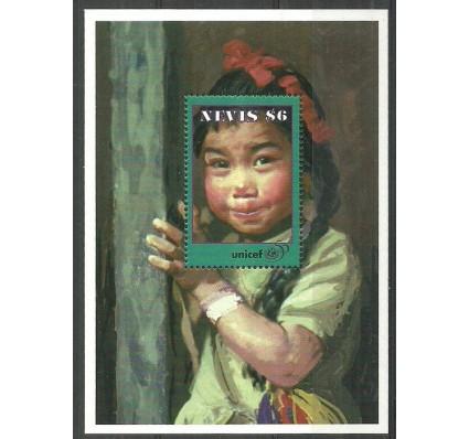 Znaczek Nevis 1996 Mi bl 115 Czyste **