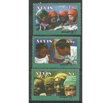 Znaczek Nevis 1996 Mi 1045-1047 Czyste **