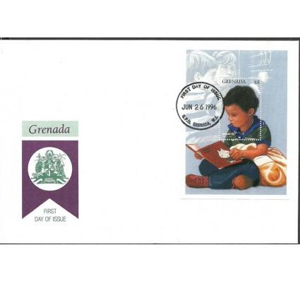 Znaczek Grenada 1996 Mi bl 426 FDC