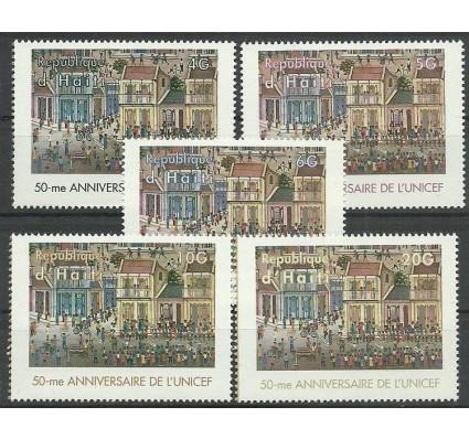 Znaczek Haiti 1997 Mi 1563-1567 Czyste **