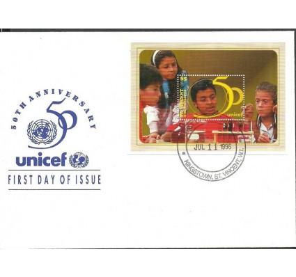 Znaczek Saint Vincent i Grenadyny 1996 Mi bl 382 FDC