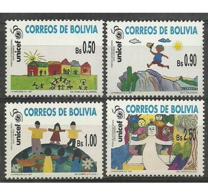 Znaczek Boliwia 1997 Mi 1341-1344 Czyste **