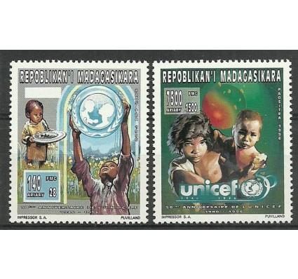 Znaczek Madagaskar 1996 Mi 1807-1808 Czyste **