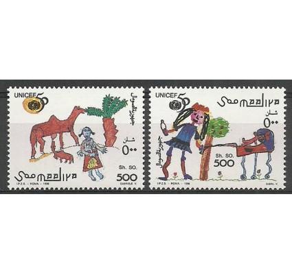 Znaczek Somalia 1996 Mi 596-597 Czyste **
