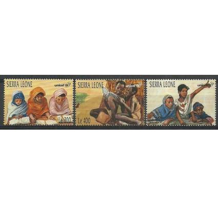 Znaczek Sierra Leone 1996 Mi 2628-2630 Czyste **