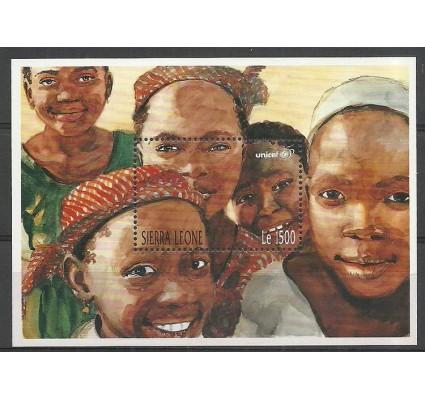 Znaczek Sierra Leone 1996 Mi bl 302 Czyste **