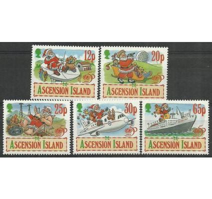 Znaczek Wyspa Wniebowstąpienia 1996 Mi 711-715 Czyste **