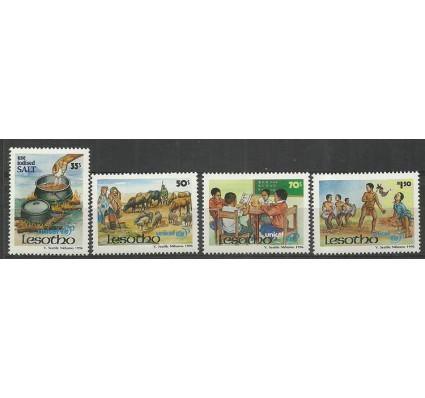 Znaczek Lesotho 1996 Mi 1159-1162 Czyste **