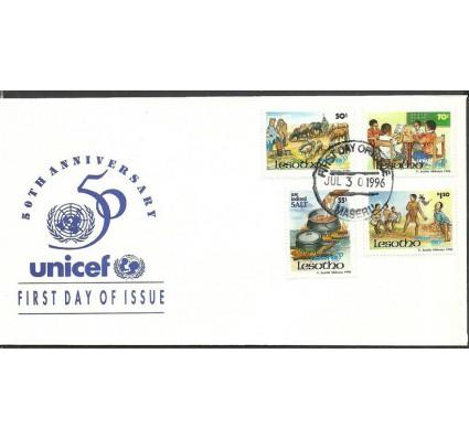 Znaczek Lesotho 1996 Mi 1159-1162 FDC