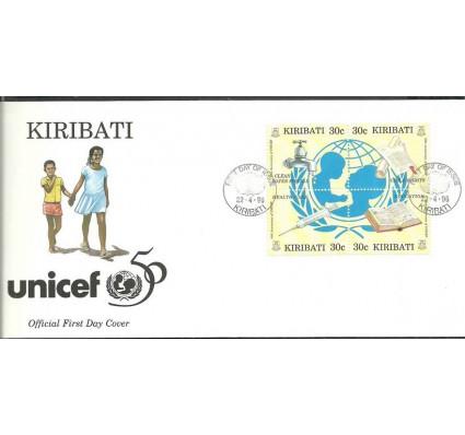 Znaczek Kiribati 1996 Mi 732-735 FDC