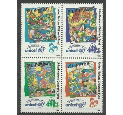 Znaczek Filipiny 1996 Mi 2729-2732 Czyste **
