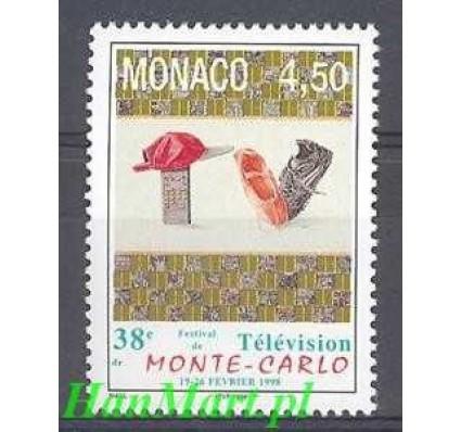 Monako 1998 Mi 2397 Czyste **