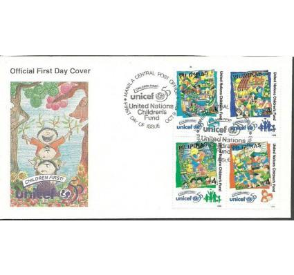 Znaczek Filipiny 1996 Mi 2729-2732 FDC