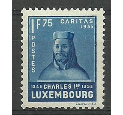 Znaczek Luksemburg 1935 Mi 289 Czyste **