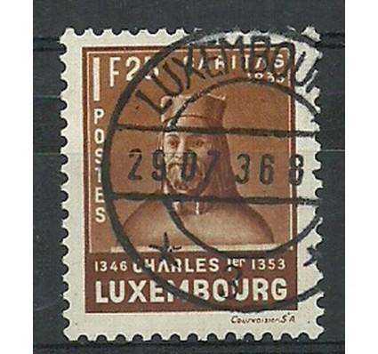 Znaczek Luksemburg 1935 Mi 288 Stemplowane