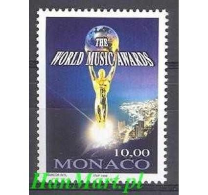 Znaczek Monako 1998 Mi 2408 Czyste **