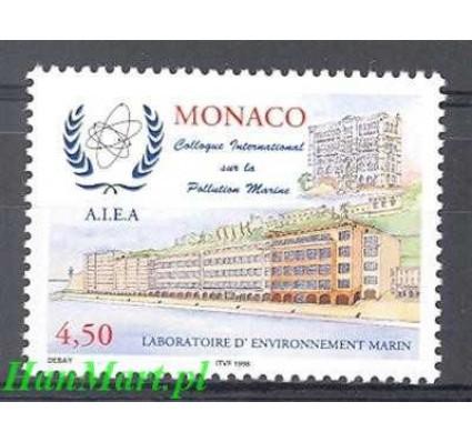 Znaczek Monako 1998 Mi 2421 Czyste **
