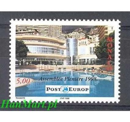 Monako 1998 Mi 2422 Czyste **