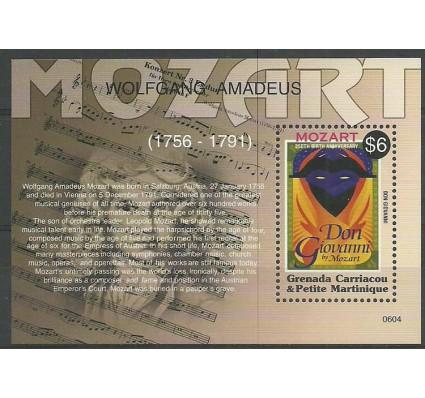 Znaczek Grenada / Carriacou i Petite Martinique 2006 Mi bl 608 Czyste **