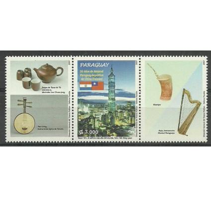 Znaczek Paragwaj 2007 Mi zf 5021 Czyste **