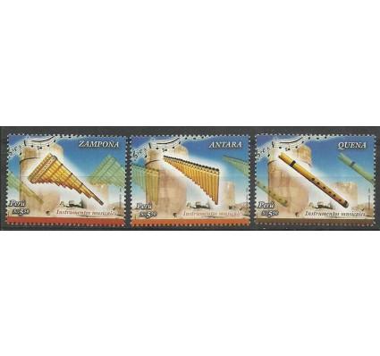 Znaczek Peru 2007 Mi 2149-2151 Czyste **