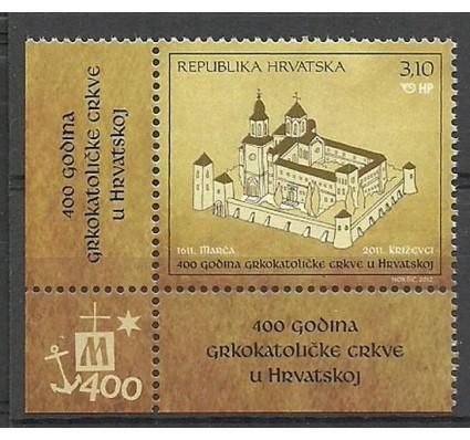 Znaczek Chorwacja 2012 Mi 1066 Czyste **