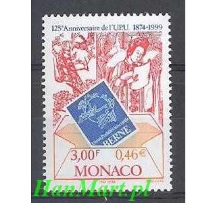 Monako 1999 Mi 2463 Czyste **